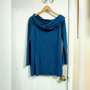 Laundry by Shelli Segal cowl neck sweater